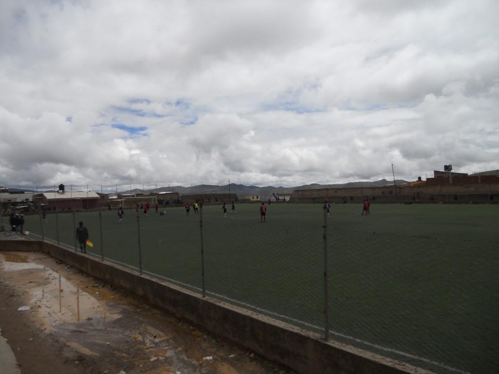 futbol in high potosi