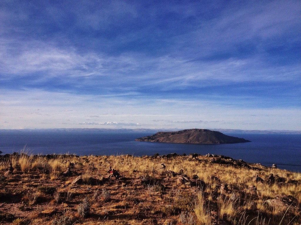 Views of Laguna Titicaca