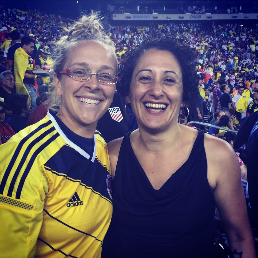 Vamos Colombia!